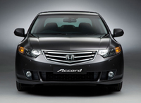 Honda Accord par l'Oeil de Lynx