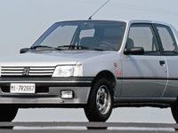 Peugeot 205 GT/XT/XS (1983-1993): presque aussi nerveuses que des GTI, à partir de 3000€