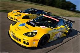 Nouvelle Corvette C6.R GT2 : c'est elle