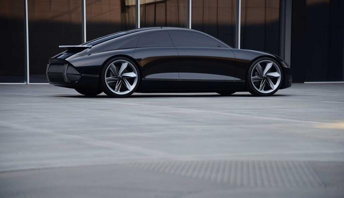 Hyundai : les concepts 45 et Prophecy seront bien produits
