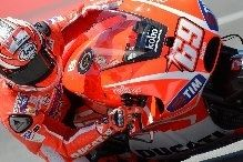 Moto GP - Ducati: Bernd Gobmeier a une dent contre Bridgestone