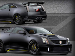 Cadillac CTS-V Coupe Le Monstre: 1000 ch