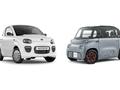 Comparatif statique - Citroën Ami VS Microcar Dué: l'indépendance sans permis