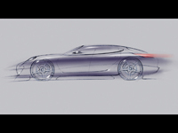Porsche Panamera Show-car par l'Oeil de Lynx