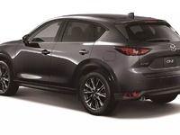 Mazda lance un 2.5 turbo sur son CX-5 au Japon