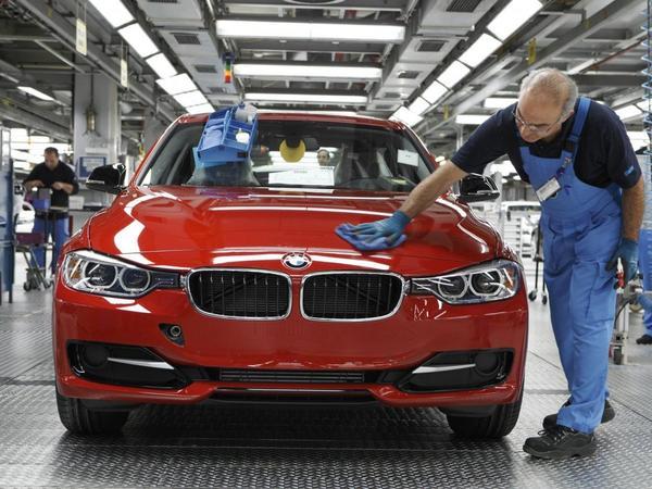 BMW débute la production de la nouvelle Série 3