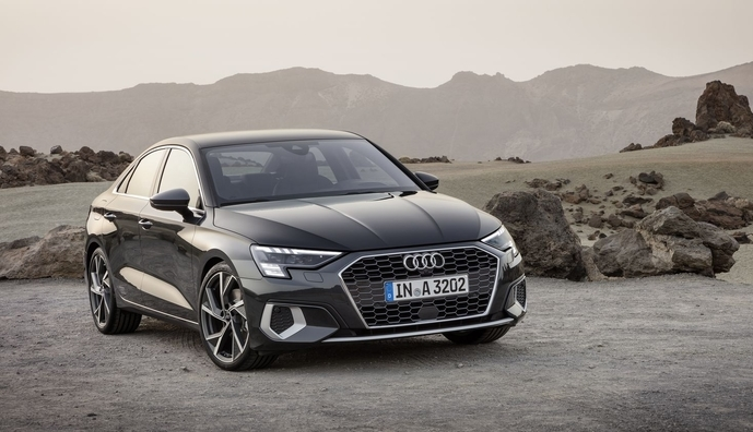 Audi A3 berline (2020) : à partir de 29 750 €