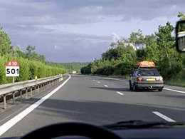 Etude : sur l'autoroute, les comportements à risques ont la vie dure