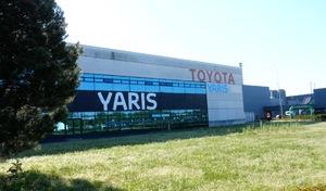 Toyota redémarre la production de sa Yaris à Valenciennes (reportage vidéo)