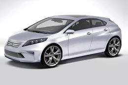 Future Lexus compacte : comme ça ?
