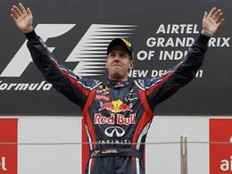 F1-GP d'Inde: Vettel écrit le premier chapitre !
