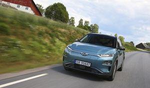 Hyundai Kona EV : déjà 10 000 commandes, dont 7000 en Norvège