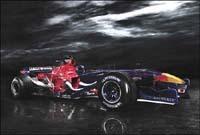 Renault équipera les RB3 en 2007 et Ferrari, la Scuderia Toro Rosso