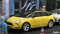 Miniature : 1/43ème - concept-car CITROËN C-Sportlounge
