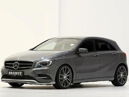 Brabus s'attaque à la Mercedes Classe A diesel