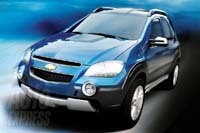 Futur SUV compact d'Opel