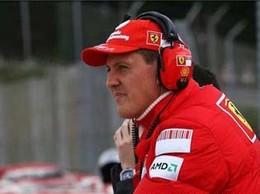 F1 - Michael Schumacher travaille dur : il a perdu trois kilos