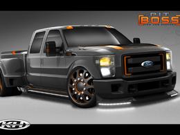 SEMA 2010 : les Ford F-Series font dans l'excès