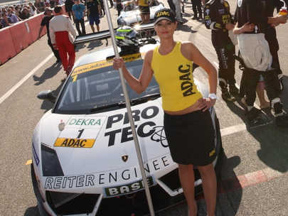 La Lamborghini Reiter LP520 GT3 évolue