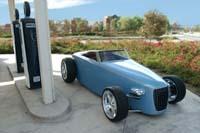 "Caresto V8 Speedster: ""very hot""!"