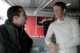 GP2 essais HTTT Jour 2 : Grosjean a trouvé la notice