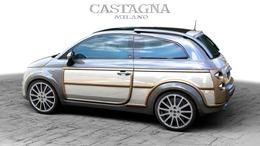 Genève 2008 : Castagna en force (3 modèles)