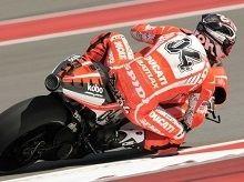 Moto GP - Ducati: Pour Hayden l'arrivée de Domenicali est une bonne chose