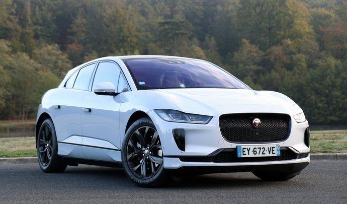 Essai vidéo - Jaguar i-Pace : sus à Tesla