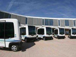 Des minibus autonomes à Paris pour 2020
