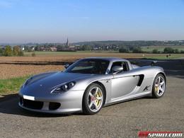 Porsche Carrera GT par Kubatech : quelques chevaux de plus pour faire face à la 911 GT2 RS ?