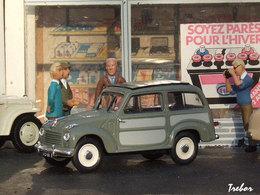 1/43ème - FIAT 500C Belvedere
