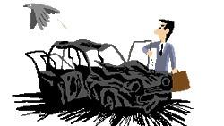 Victime d'un acte malveillant :   réparez les dégâts vous-même