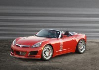 Saturn Sky Turbo by Gravana Tuning : red light !