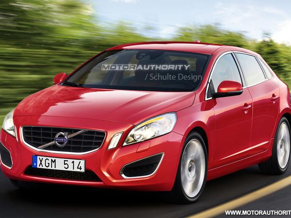 Future Volvo compacte à cinq portes : comme ça ?