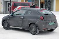 Alfa Romeo Mito: derniers camouflés?