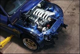 BMW Z3 M 1552V2, objectif : 700 chevaux