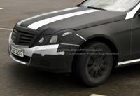 Future Mercedes Classe E: à regarder dans les yeux
