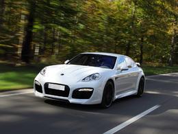 Porsche TechArt Panamera GrandGT, grosse voyageuse