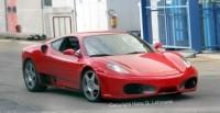 Future Ferrari Dino : elle roule !!!