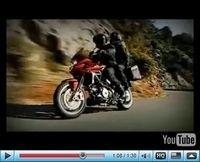Vidéo Moto : Aprilia Shiver 750 GT et GT ABS 2009, film promotionnel