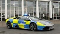 Lamborghini Murciélago LP640 Police !!!