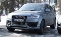 L'Audi Q7 V12 TDI de série à Genève?