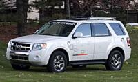 Etats-Unis : Ford et SCE testent 20 prototypes Escape hybrides rechargeables