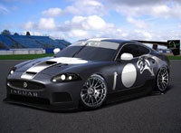 Jaguar XKR GT3: premières idées