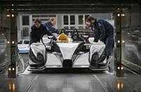 Chris Harris en Porsche RS Spyder [vidéo]