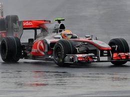 Lewis Hamilton satisfait et relancé