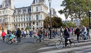 Journée sans voiture 2017: ce sera dans tout Paris