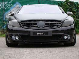 Mercedes CL par MEC Design : elle est vraiment noire