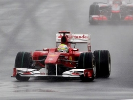 Massa : « On n'y voyait plus grand chose »