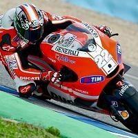 Moto GP - Ducati: La GP11 a été dégrossie par Battaini et Guareschi